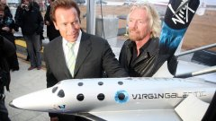 През 2009-та година, космическият кораб на Ричард Брансън беше само мечта. След инцидента в петък, мечтата, която порасна пред очите на знаменитости и богаташи от целия свят, се сгромоляса и се превърна на пух и прах