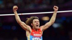 Иван Ухов извървя пътя от провала до олимпийската титла