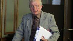 Михо Михов ръководеше Генералния щаб на армията между 1997-2002 г.