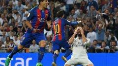 """Барселона ще се опита да навакса изоставането си от първия мач, но няма да е никак лесно на """"Бернабеу""""."""