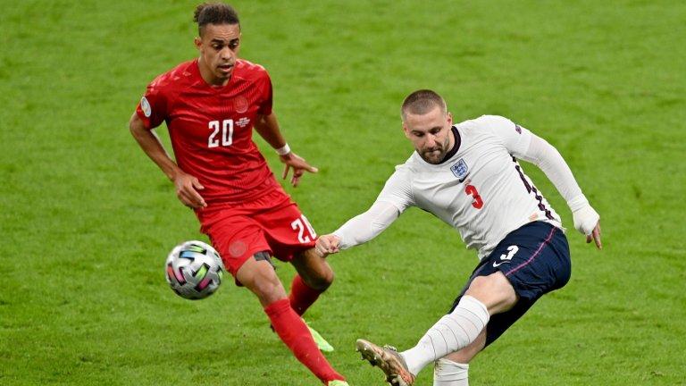 Дузпа изпрати Англия на първи финал на Европейско първенство