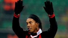 """""""Златната топка"""" за 2005 г. май ще помаха за сбогом на тифозите на Милан"""