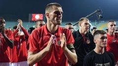 ЦСКА трябва да даде време на Чорбаджийски. Няма никакво значение, че натрупа 4-5 години в отбора. Просто влезе млад в дълбоката вода, още има да учи да плува.