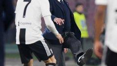 Карло Анчелоти се изказа доста ласкаво за Кристиано Роналдо