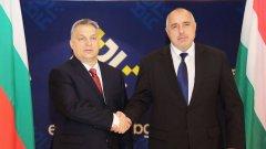 Премиерите на Унгария и България са обсъдили бъдещето на Европа с особен поглед върху Балканите, охраната на границите и миграцията.