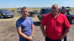Той обеща милионите за детски градини по време на посещението си на строящото се трасе на междусистемната газова връзка между Гърция и България в Хасковско. Обиколката му в района беше излъчена на живо във Facebook