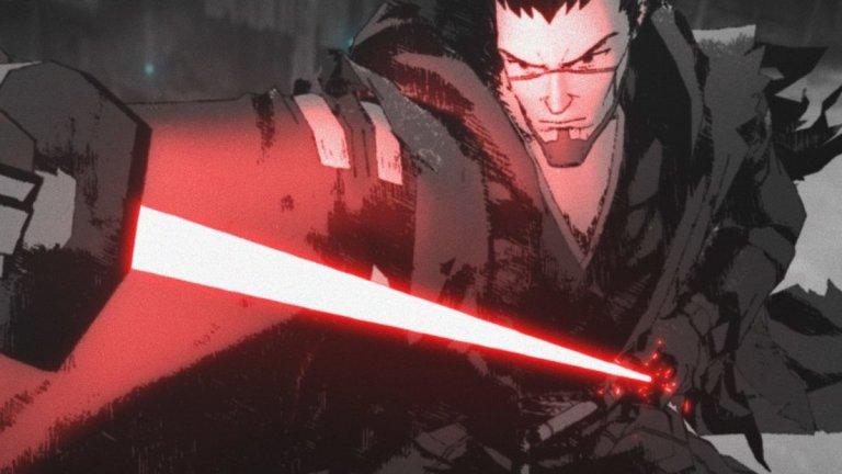 """Star Wars: Visions (Disney+) - 22 септември Новият аниме сериал от вселената на """"Междузвездни войни"""" идва тук, за да ни разказва нови и завладяващи истории, в които ще бъде вплетена и доста от японската култура. Формулата е проста - 9 кратки аниме филма, създадени от """"седем от най-талантливите аниме студии в Япония"""". Всяка анимация разказва различна история, но по начин и с визия, характерни именно за японската анимация. Като върли фенове на Star Wars очакваме този проект с особено нетърпение."""