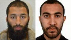 Хурам Шазад Бат (вляво) е бил в полезрението на службите, но не се е знаело, че подготвя атака
