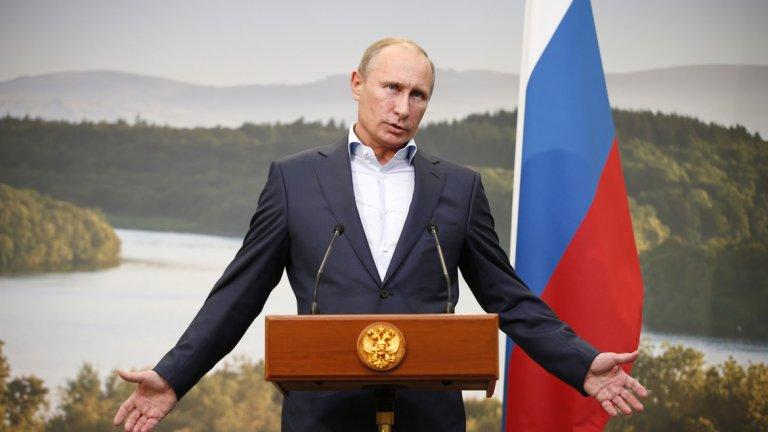 Русия си е поставила за цел отмяна на санкциите, но задачата никак не е лесна