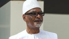 Кейта е бил изпратен в дома си в столицата Бамако