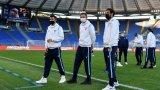 Футболистите на Лацио напразно чакаха съперникът да се появи