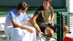 Ще видим ли нов мач между Григор и Федерер?