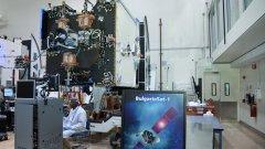 Излитането на сателита на Bulsatcom е пренасрочено за 23-ти