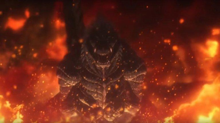 Godzilla Singular Point Абонатите на Netflix има защо да отварят редовно платформата, тъй като е потвърдено, че ще има нова доза Godzilla в стрийминг услугата през 2021 г.  Изглежда, че историята ще се завърти около предстоящо бедствие, в което са замесени редица гигантски чудовища. Каква изненада, щом говорим за Годзила...