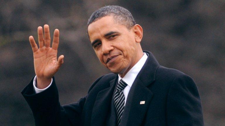 Преди ключовите избори на 2 ноември, президентът Барак Обама призова американците да изберат надеждата, а не страха...