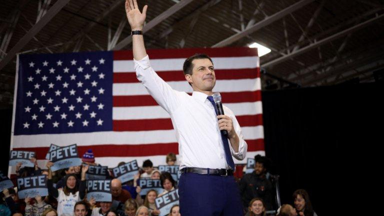 Ако бъде избран, той би бил най-младият президент на САЩ