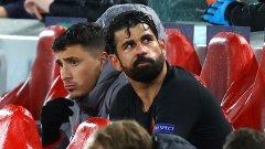 Диего Коща поиска прекратяване на договора му с Атлетико