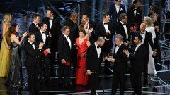 """PricewaterhouseCoopers се извини за гафа на """"Оскарите"""""""
