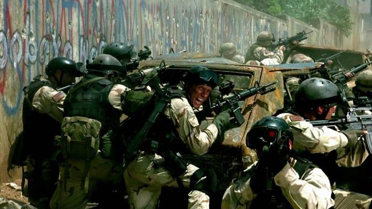 За да може американската армия да запази имиджа на своите войници