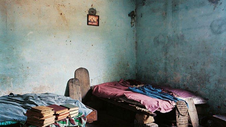 Тук спи сенегалчето Ламин