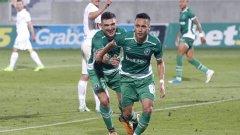 Марселиньо не изнесе силен мач, но вкара победния гол 10 минути преди края