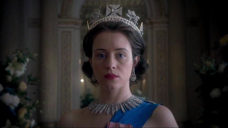 Вторият сезон на сериала надгражда образа на кралицата