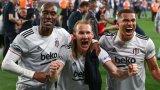 Супер драма в Турция: Бешикташ стана шампион заради един гол повече (видео)