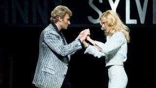 """Великите любовни истории: Силви Вартан и Джони Холидей - любимата двойка на """"йе-йе"""" поколението"""