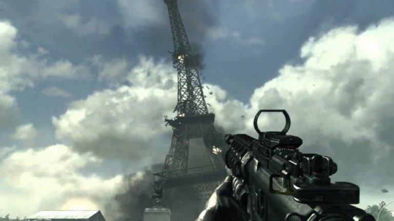 Call of Duty: Modern Warfare 3  Резултат в Metacritic: 88 Средна потребителска оценка: 3.4  В последните години е нещо като традиция Call of Duty игрите да бъдат оплювани здраво от потребители в Metacritic, а тенденцията започна с появата на Modern Warfare 3. Това е първата игра от серията след напускането на голяма част от служителите на Infinity Ward, на чиито умения се дължеше успехът на предните игри.  Технически проблеми и скучни сцени помрачиха играта, особено на фона на нейните предшественици. Мултиплейърът - този стълб на цялата поредица - също бе най-слабият досега. Рециклираните режими и оръжия не добавиха нищо ново, а недоизпипаният дизайн на много от картите водеше до това играещите да умират често и по глупав начин. Call of Duty: Modern Warfare 3 бе първата грешна стъпка на някогашната хитова поредица и мрачен предвестник на това накъде отива тя.