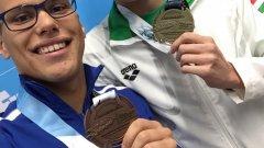 Поредно блестящо плуване за Антъни Иванов