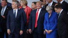Тръмп постигна своето от форума в Брюксел