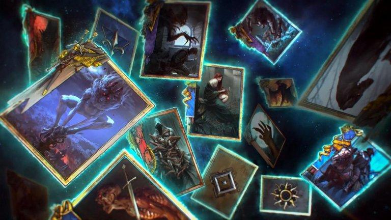 Gwent е игра с карти във вселената на The Witcher