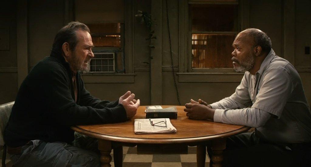 """""""Експрес Сънсет Лимитед"""" Филмът от 2011 г. е режисиран от Томи Лий Джоунс и е по едноименната пиеса на Маккарти. В центъра на сюжета са религиозен бивш затворник, който случайно спасява самоубиец, след което се потапя във философски разговор с него, опитвайки се да го разубеди да отнеме сам живота си. В ролите влизат Томи Лий Джоунс и Самюел Джексън. Цялото действие се развива в апартамента на бившия затворник и е наситено с много философия и много въпроси."""
