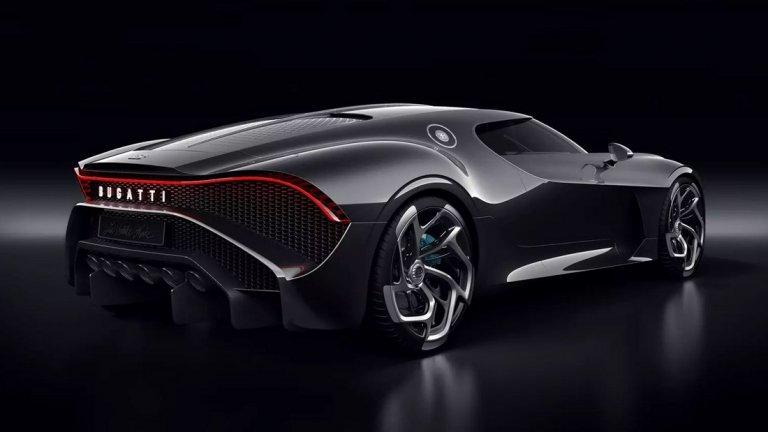 Най-скъпата нова кола в историята