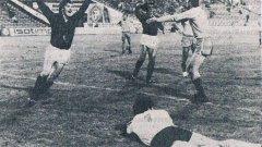 Когато Академик София се нареди до Рапид Виена, Реал Мадрид и Аякс и вкара четири гола на Милан