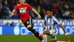 Скот Мактоминей все още чака първия си гол за Юнайтед
