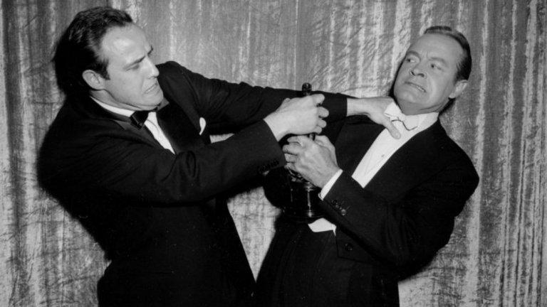 """Боб Хоуп е водил церемонията на наградите """"Оскар"""" общо 19 пъти, което го прави рекордьор в историята на Академията."""