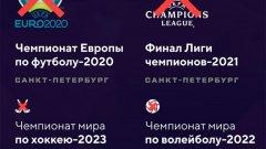 Руснаците могат да бъдат лишени от домакинството на редица големи и атрактивни спортни събития.