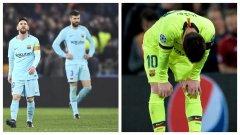 Трети пореден провал ще доведе до пълна катастрофа в Барселона