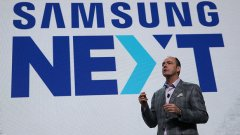 На специална пресконференция по време на технологичното изложение CES 2017, президентът и главен изпълнителен директор на Samsung Electonics America Тим Бекстър представи дейността на фонда за рисков капитал Samsung NEXT