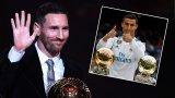 """Лионел Меси вече е единственият футболист в историята с шест """"Златни топки"""""""
