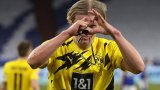 Дортмунд потопи Шалке в дербито на Рур, Хааланд с нови два гола
