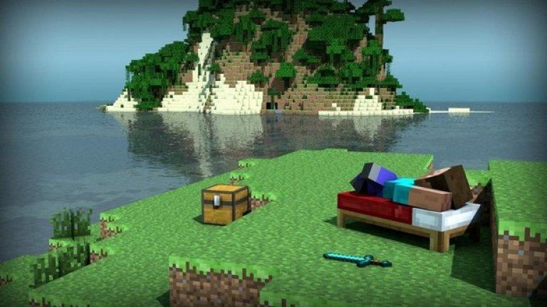 """Креативност и сътрудничество между играчите  В миналото, ако искахте да направите свои собствени нива на Doom, трябваше да сте технически грамотни и силно ангажирани с проекта. След това дойдоха игри като LittleBigPlanet, Super Mario Maker, Minecraft и The Sims и креативността на потребителите излезе на преден план, а огромни общности започнаха да се разрастват около изграждането и споделянето на потребителско съдържание.  Игрите вече не просто се консумират и изхвърлят, много от тях са се превърнали в универсални творчески работилници. В същото време нововъзникващите видеоплатформи YouTube и Twitch позволиха да разцъфти нова форма на забавление - видеото """"Let's Play"""", предоставяйки нови начини феновете да споделят своя опит от гейминга."""