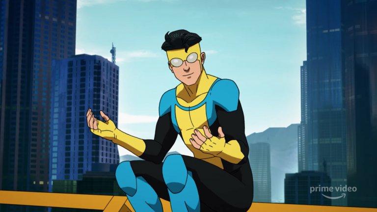 Invincible (Amazon Prime) - 26 март На фона на огромния успех на Marvel и Disney всички искат да имат свои супергерои. Затова и Amazon Prime се обръщат към един от най-популярните и уважавани комикси извън Marvel или DC - Invincible. Той разказва за историята на един обикновен младеж - Марк Грейсън, чийто баща е най-големият супергерой на света. Марк с нетърпение очаква и неговите сили да се проявят. Когато обаче това най-сетне се случва, той е изправен пред множество избори - какъв герой да бъде и има ли как да излезе от сянката на баща си. От Amazon Prime обещават един зрял сериал за супергерои с много насилие (като от The Boys), но и с много смислени идеи за живота.