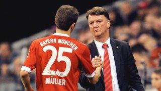 Ван Гаал изля мъката си и разкри кои са 10-имата, които е искал в Юнайтед