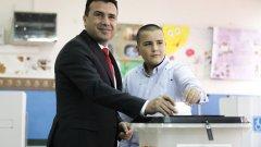 Твърде слаба избирателна активност връща Македония в изходна позиция