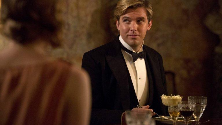 Години след като Матю Кроули слезе от малкия екран, Дан Стивънс ще се завърне, но с друга роля и в друга история.