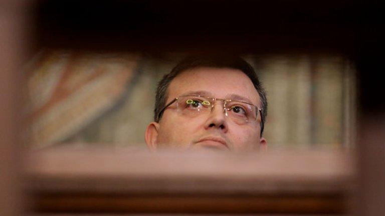 Цацаров не се притеснява от факта, че Бойко Борисов си го е избрал за главен прокурор