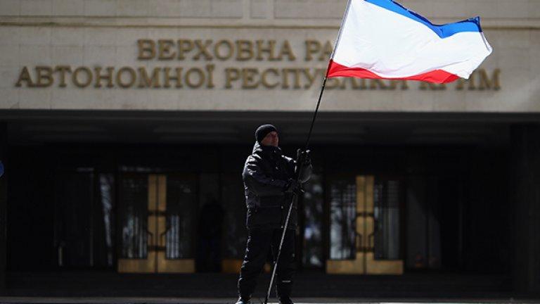 Путин призна украинския полуостров Крим за суверена и независима държава