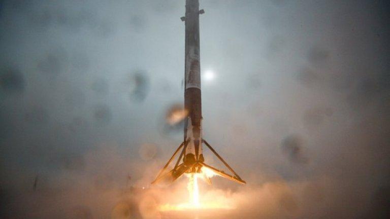Falcon 9 успешно изведе в орбита спътника на НАСА Jason-3, но се взриви при опита за приземяване